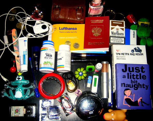 Look at Me: What's in your bag?. Изображение № 3.