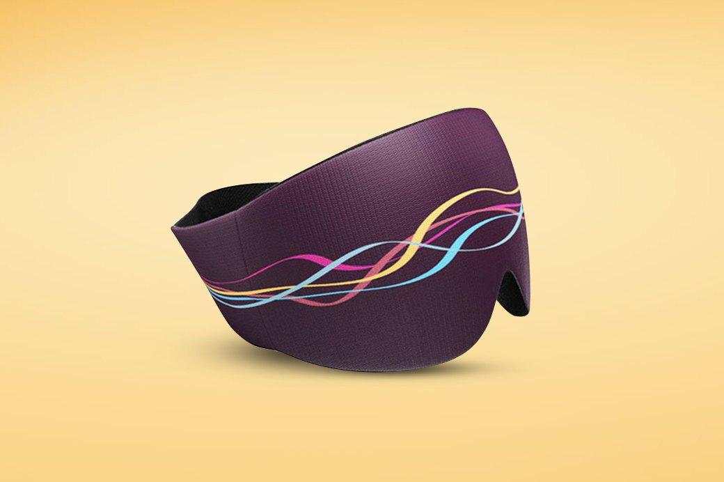 Объект желания: «Умная» маска для сна NeuroOn. Изображение № 2.