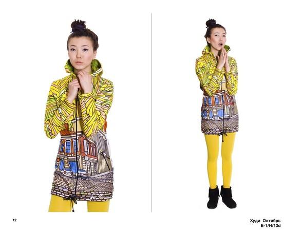 ENA - московский дизайнер молодёжной марки IY & Ena. Изображение № 26.
