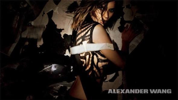 Новые кампании: Alexander Wang, Aquascutum, Lanvin. Изображение № 3.