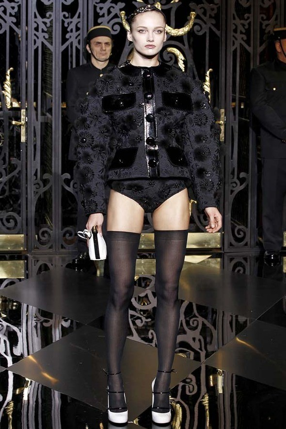 Изображение 41. Louis Vuitton Fall 2011.. Изображение № 41.