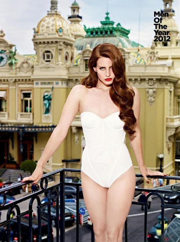 Lana Del Rey - женщина года. Изображение № 2.