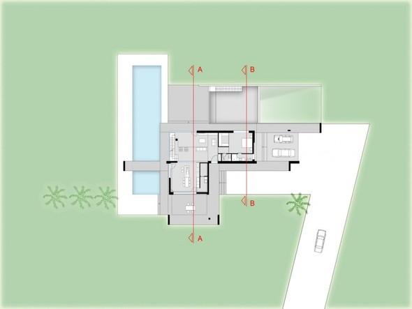 Villa T by Architrend Architecture. Изображение № 9.