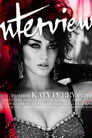 Обложки: Vogue, Interview и Volt. Изображение № 2.