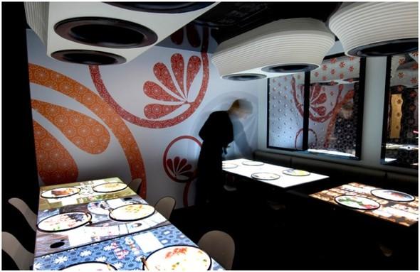 Место есть: Новые рестораны в главных городах мира. Изображение № 128.