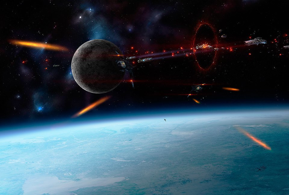 Законы космоса: Кто присвоит себе Луну и Марс. Изображение № 6.