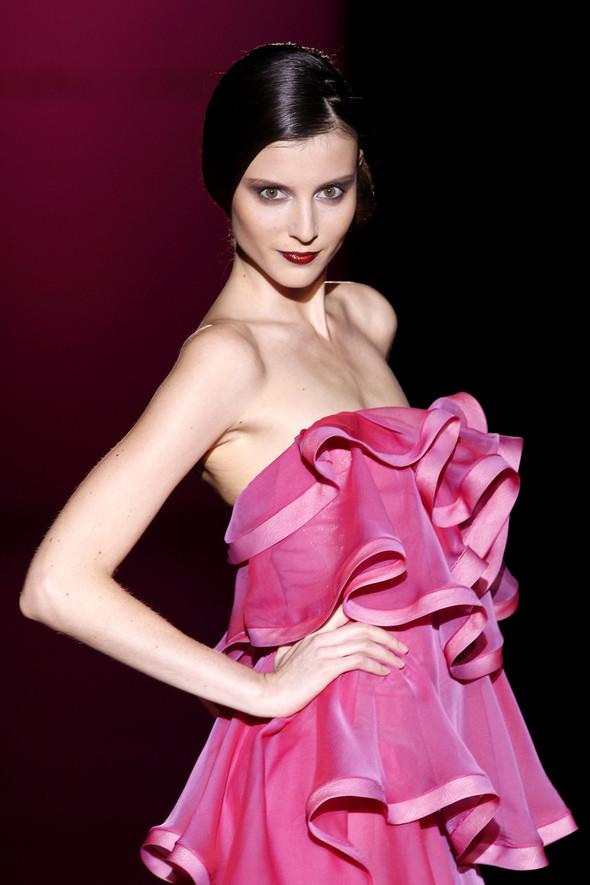 Madrid Fashion Week SS 2012: Hannibal Laguna. Изображение № 19.