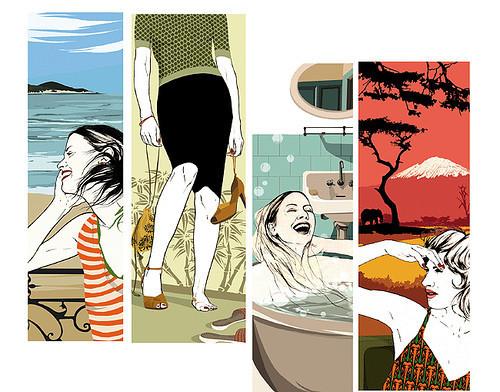 Montse Bernal – якончаю (иллюстрации). Изображение № 5.