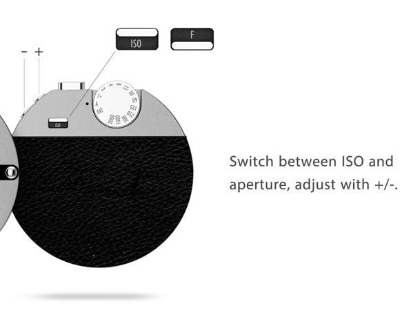 В сети появился концепт мини-камеры Leica с Bluetooth. Изображение № 3.
