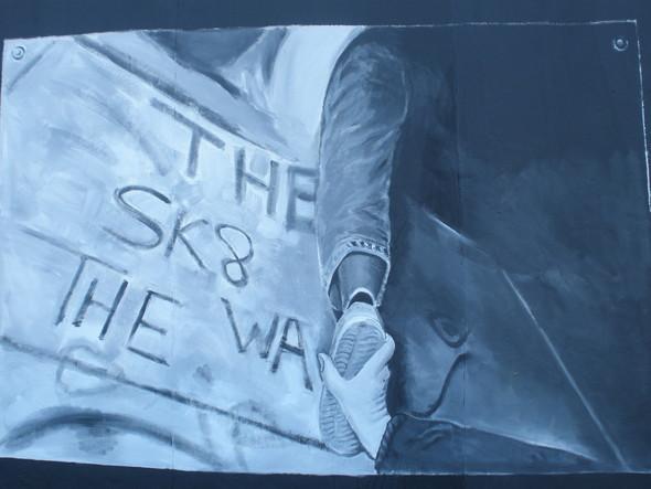 Berliner Mauer. Изображение № 4.