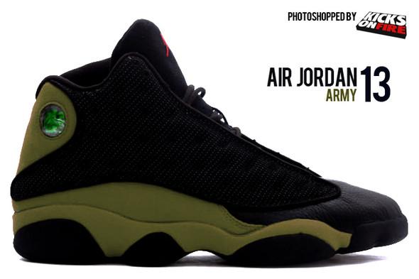 Расцветки Air Jordan, которые вы хотели бы видеть. Изображение № 1.