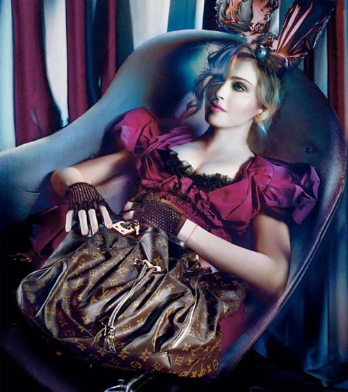 Иснова Louis Vuitton иснова Мадонна. Изображение № 1.