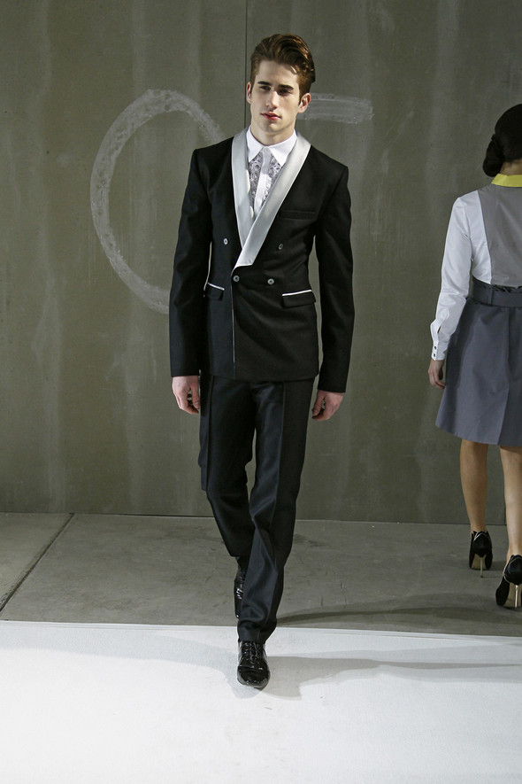 Berlin Fashion Week A/W 2012: Sebastian Ellrich. Изображение № 16.
