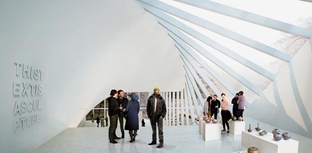 Архитектура дня: «перекрученный» музей авторства BIG под Осло. Изображение № 8.