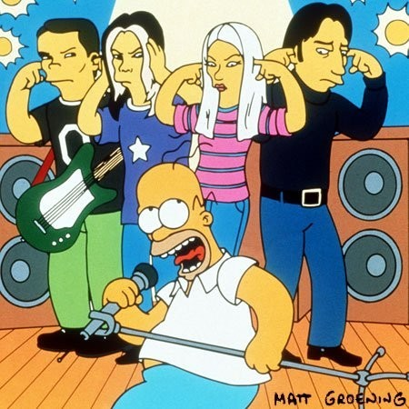 Bands to watch in Simpsons. Изображение № 14.