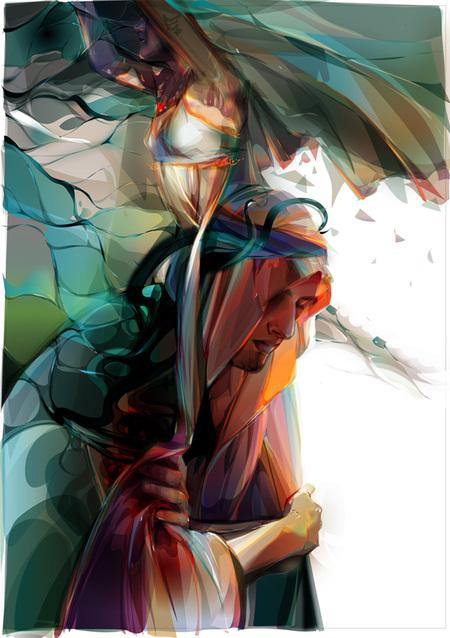 Limkis иеё живописный вектор. Изображение № 30.
