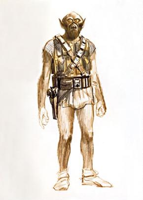 Вуки (Wookiee). Изображение № 7.