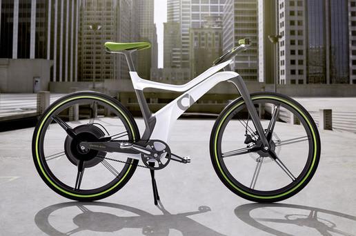 Велосипед на батарейках. Изображение № 6.