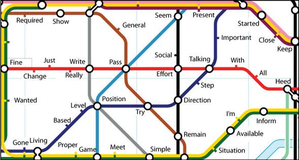 Стратегия полиглотов – рисовать карты. Изображение № 1.