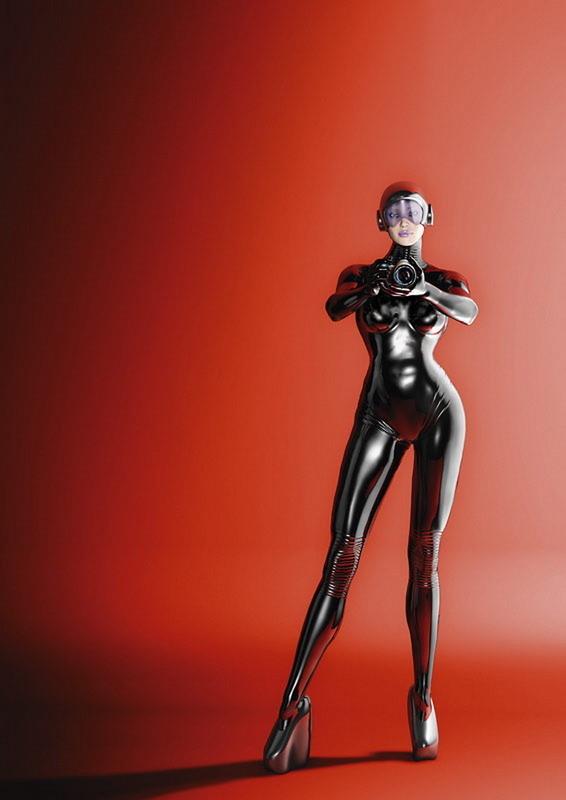 Benedict Campbell - 3D Designer. Изображение № 23.