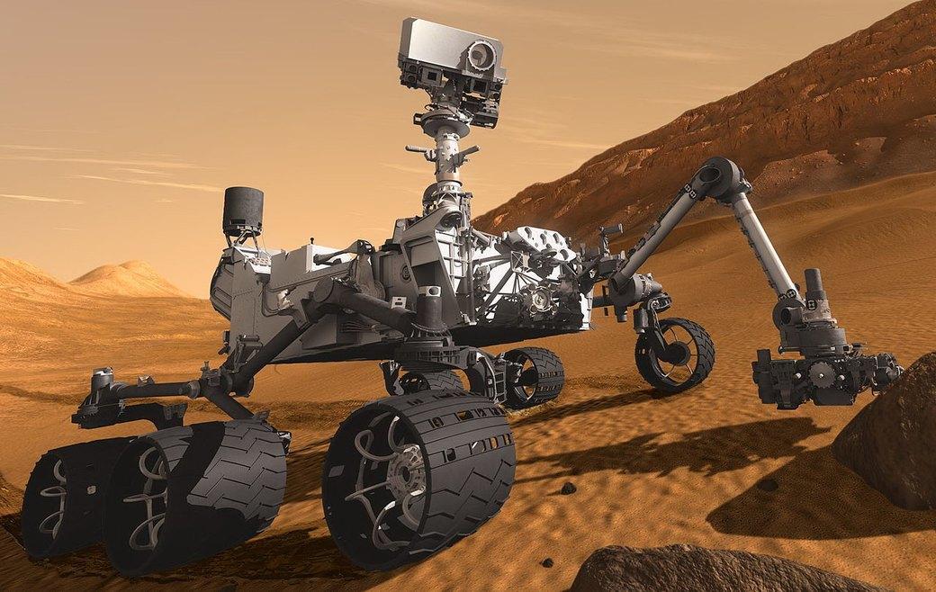 Восстание машин:  10 роботов будущего сегодня. Изображение № 2.