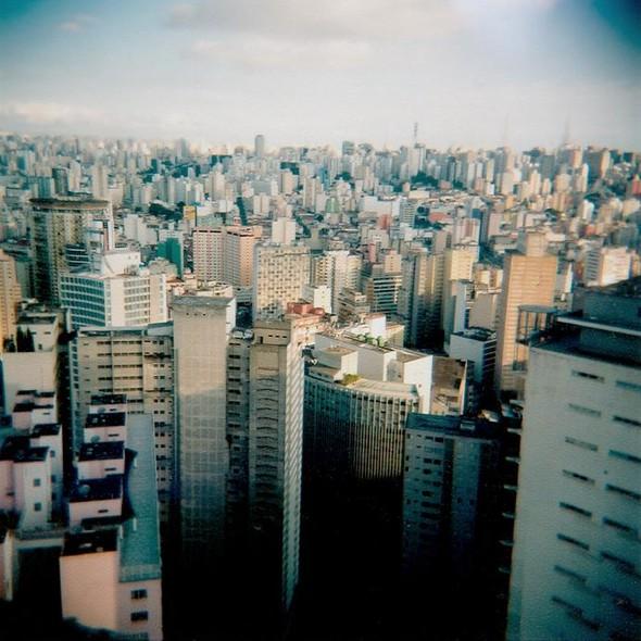 Панорамы городов. Изображение № 11.