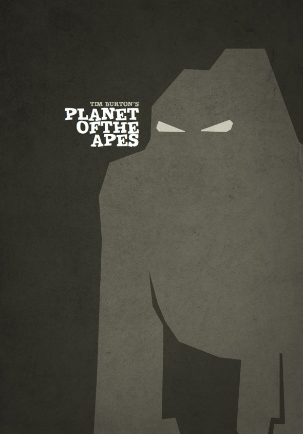 Постеры Тим Бёртон. Изображение № 3.