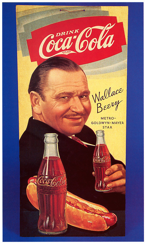 Рекламные плакаты coca-cola. Изображение № 21.