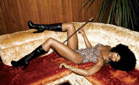 Naomi Campbell for Giant. Изображение № 3.