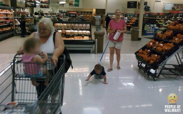 Покупатели Walmart илисмех дослез!. Изображение № 2.