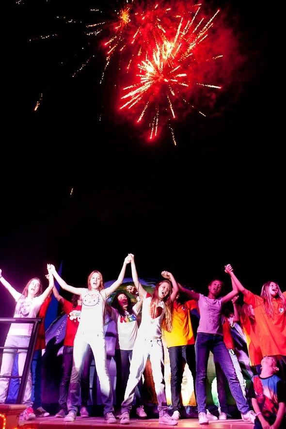 VI Слет Международного творческого движения Республика KIDS  2012 прош. Изображение № 1.