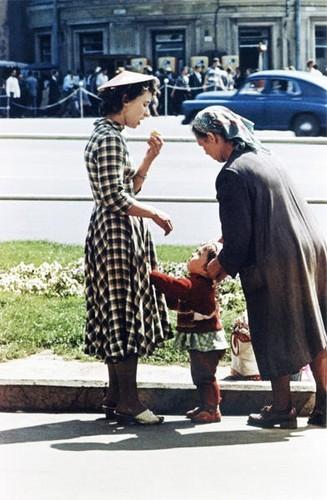 Москва многонациональная, 1960 г.. Изображение № 180.