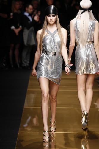 Вечеринка Versace for H&M: Как это было. Изображение № 39.