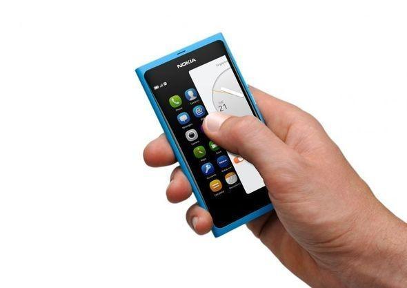 Изображение 1. Пластилиновая Nokia N9.. Изображение № 1.