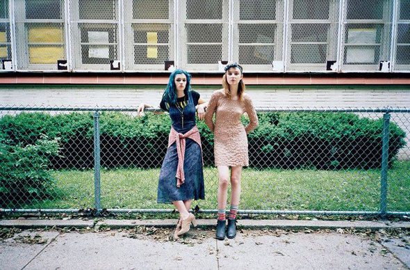 Лукбук: Urban Outfitters Early Fall 2011. Изображение № 30.