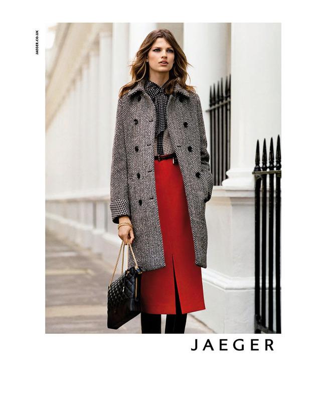 Вышли новые кампании Chanel, Donna Karan, Jaeger, Prada и THVM. Изображение № 10.