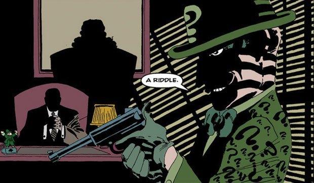5 лучших детективных комиксов. Изображение № 2.