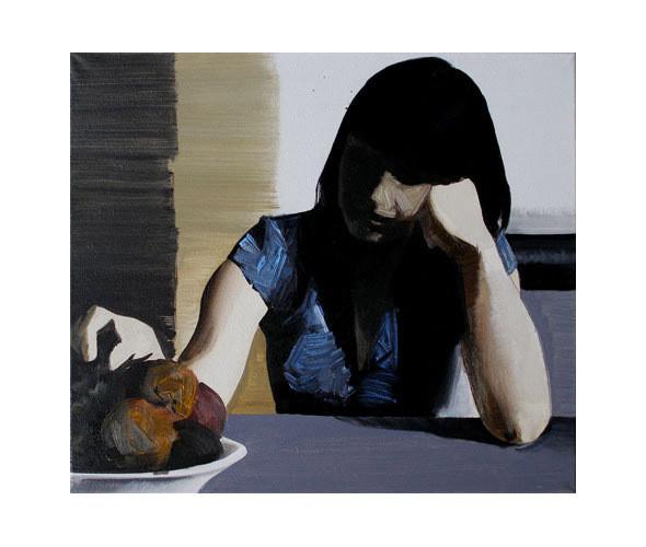 Изображение 46. Черты лица: 10 портретистов.. Изображение № 51.