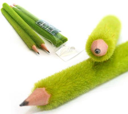 Подборка самых необычных и уникальных карандашей. Изображение № 9.