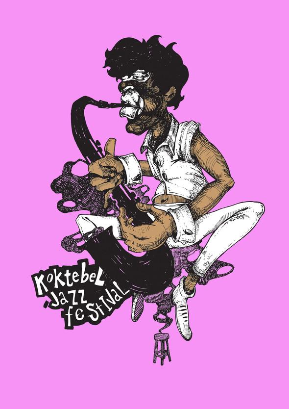 Изображение 17. Кастинг принтов для футболок SEKTA: Koktebel Jazz Fest.. Изображение № 17.