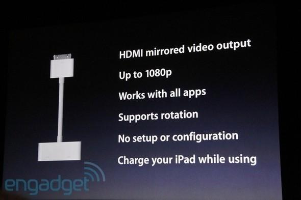 Изображение 3. Компания Apple представила вторую версию планшета iPad.. Изображение № 8.