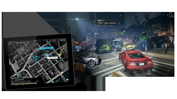 Ubisoft выпустила мобильную игру по Watch Dogs . Изображение № 6.