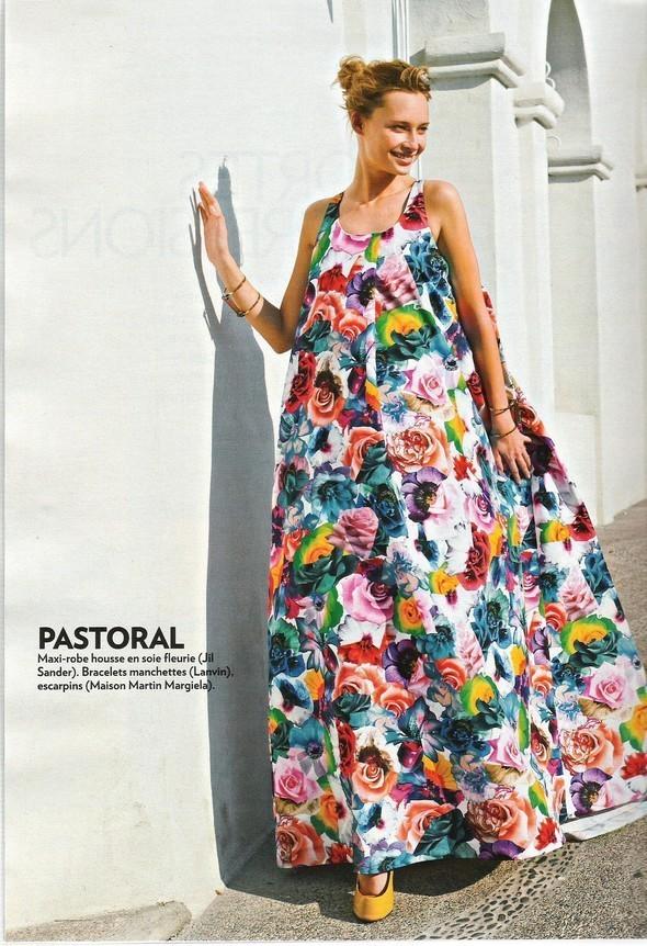 Изображение 109. Съемки: Harper's Bazaar, Industrie, Vogue и другие.. Изображение № 27.