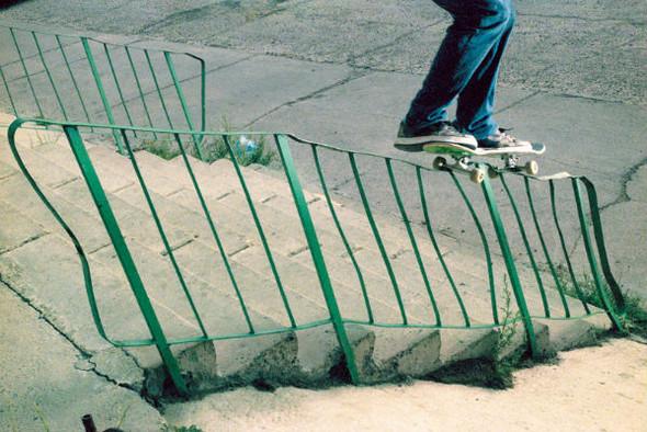 10 альбомов о скейтерах. Изображение №43.