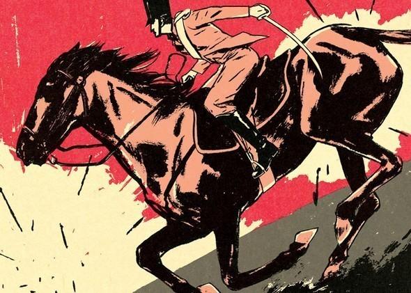 Изображение 39. Иллюстратор: Патрик Леджер.. Изображение № 21.