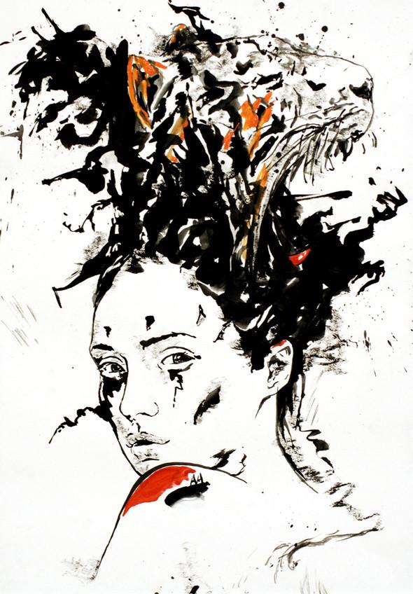 Изображение 12. Графика и иллюстрации Александра Кожухова.. Изображение № 11.