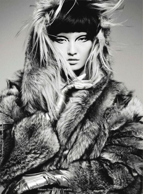 Съёмка: Ван Сяо для Marie Claire. Изображение № 7.