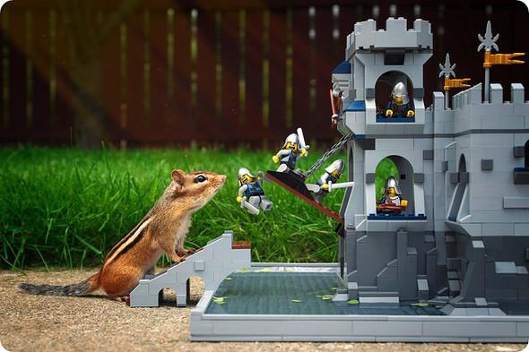 Крис Маквей и его игрушечный мир. Изображение № 2.