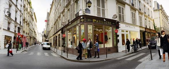 Изображение 8. Шоппинг в Париже.. Изображение № 10.