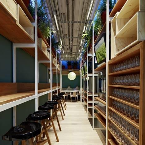 Под стойку: 15 лучших интерьеров баров в 2011 году. Изображение № 55.
